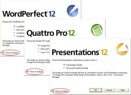 Wordperfect office tips tricks tips tricks to simulate another word processing application in wordperfect 12 freerunsca Image collections