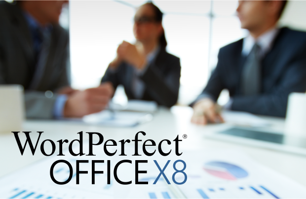 WordPerfect Office X8 office suite