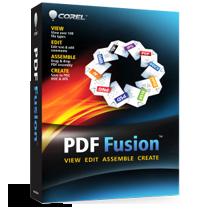 Corel PDF Fusion, The All-in-one PDF Creator